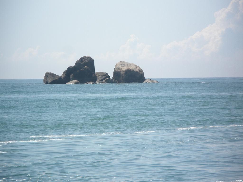 龙口月亮湾海滨浴场
