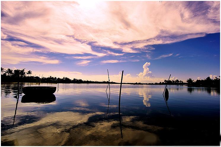 越南岘港——原生态纯静自然之美