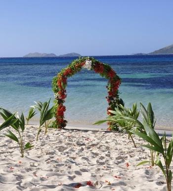 斐济 天堂里的海 在童话世界随波逐流