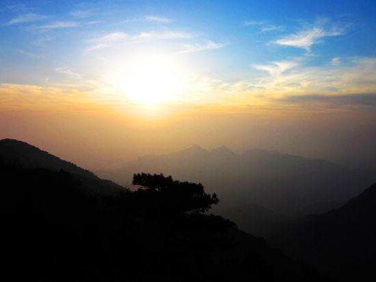 浪漫阳光——国内十大观日出日落佳地