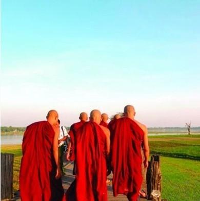 佛国缅甸:经意回望信仰不期而遇