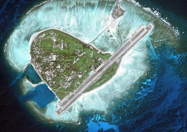中国最早开发命名西沙群岛