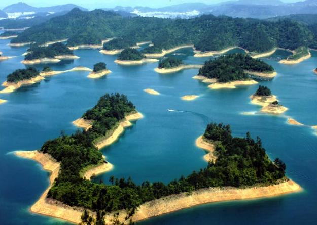 [page%show] 千岛湖:具体岛屿大览