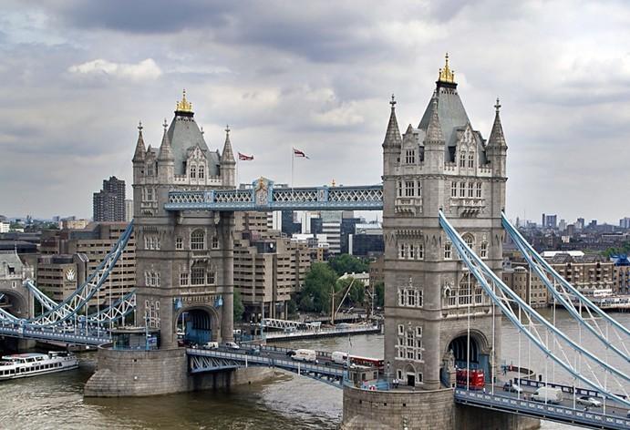 跟着旅游团去英国旅游办理签证需要什么,难吗