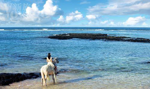 海岛潮报:当世界小姐遇上毛里求斯