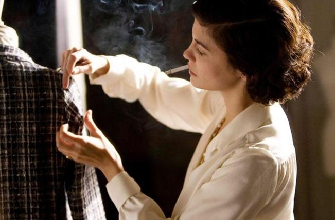 从电影中触摸巴黎的时尚
