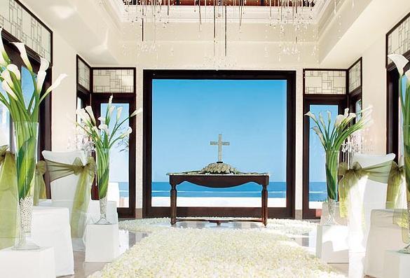 爱在巴厘岛瑞吉婚礼堂-St.Regis