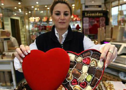 巧克力爱好者的十大旅游胜地