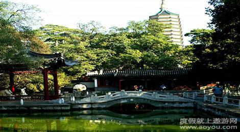 北京八大处公园旅游景点介绍