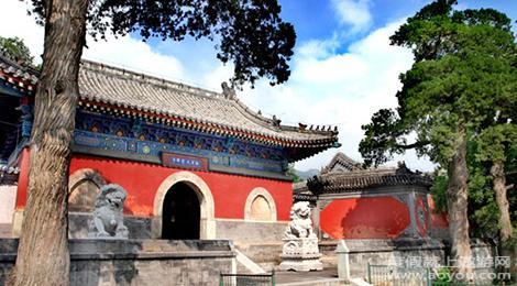 阳台山自然风景区旅游概况