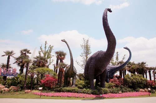 常州恐龙园有什么好玩的地方?