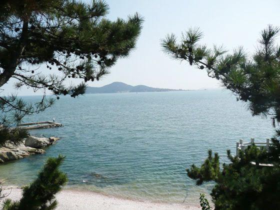 山东:舒心系列—青岛崂山/烟台/威海/蓬莱阁/海阳/大连金石滩一卧一
