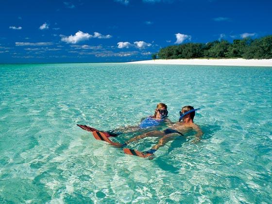 澳大利亚凯恩斯大堡礁8日经典游