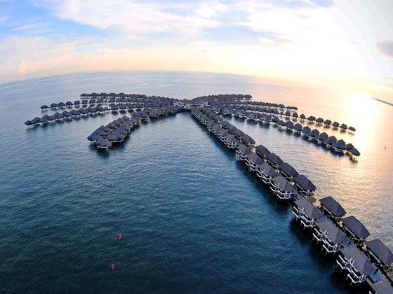 【yas island人工岛★】这个以旅游为主题的岛屿是阿联酋首都