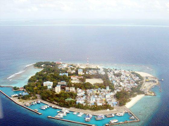 马尔代夫天堂岛4晚6天自由行