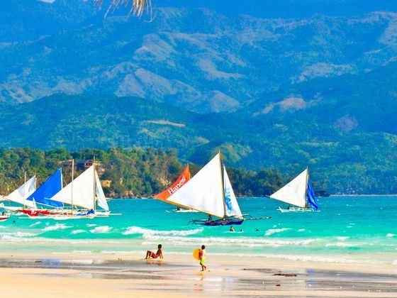 【春节特辑】菲律宾长滩岛6晚7日休闲之旅--海边3a酒店