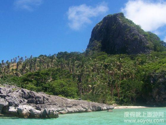 【航班】搭乘航空,登机即可感受到太平洋岛屿无穷