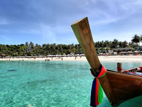 天津往返直航:泰国/斯米兰+普吉岛原始海洋生态之旅双飞6日