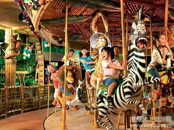 马达加斯加动物王国