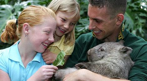 【悉尼野生动物园