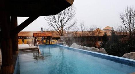 景区地址:天津市静海县团泊新城团泊湖温泉酒店.